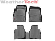 WeatherTech Custom Floor Mat FloorLiner for Nissan Sentra - 2014-2017 - Black