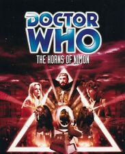 Doctor Who poster photo - 244 - Tom Baker - The Horns of Nimon