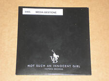 VICTORIA BECKHAM - NOT SUCH AN INNOCENT GIRL - CD SINGOLO PROMO