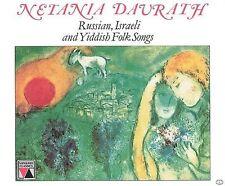`Russian, Yiddish & Israeli Fol` CD NEW