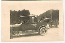 RPhC, Old Car with People in Uniforms, Germany, 1920/30s