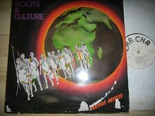 VARIOUS ARTISTS CHA CHA LABEL LP ROOTS & CULTURE SEE TITLES KILER ROOTS