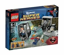 LEGO Super Heroes 76009 Superman Black Zero auf der Flucht Escape DC