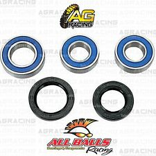 All Balls Rear Wheel Bearings & Seals Kit For Gas Gas SM 450 FSE 2004 Enduro