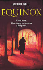 Equinox, By Michael White,in Used but Acceptable condition