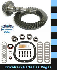 "Excel Ford 8.8"" 10 Bolt 3.73 Ratio Ring and Pinion Gear Set + Master Install Kit"