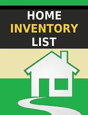 Home Inventory List : Keep a Home Inventory List in Case of Loss by Frances...
