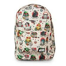 NWT Loungefly Star Wars Tattoo Flash Print Backpack
