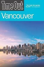 Time Out Vancouver (Time Out Guides), Time Out, Good Book