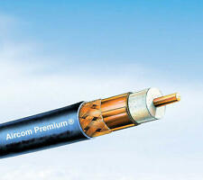 Aircom Premium Cable coaxial hasta 12 GHz / 50 Ohm - Producto a metros