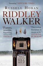 Riddley Walker, Self, Will, Hoban, Russell Paperback Book