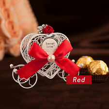 5pcs Luxury Wedding Party Sweets Cake Candy Gift Favour Favors Boxes Fashion