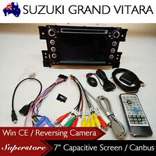 "7"" Car DVD GPS Navigation Hear Unit for SUZUKI GRAND VITARA"