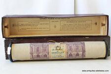 LE SOLDAT de CHOCOLAT O. STRAUSS Partition de musique pour piano Rouleau perforé