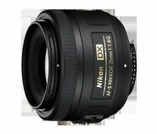 Nikon AF-S DX Nikkor 35mm F/1.8G Lens New