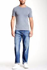 NWT Big Star Union Mens Denim Size 30x32 Eastman Relaxed Straight Jeans