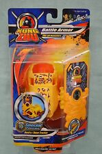 Zhu Zhu Pets Kung Zhu Special Forces Rock'o DUNE Tablet Battle Tracker Armor