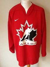 CANADA NIKE ICE HOCKEY JERSEY LARGE