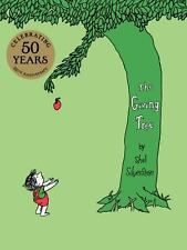 The Giving Tree by Shel Silverstein (2014, Hardcover, Anniversary)
