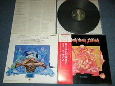 BLACK SABBATH Japan 1974 ORIGINAL RJ-5113 NM LP+Obi SABBATH BLOODY SABBATH