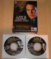 Law & Order - Criminal Intent -