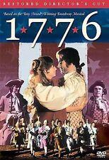 1776 (DVD, 2002, Director's Cut)//rocky horror/oliver! //REGION ! USA