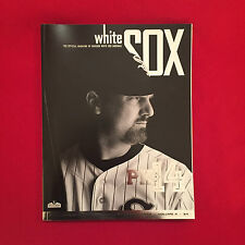 2014 Paul Konerko Night program + newspaper / Chicago White Sox / World Series