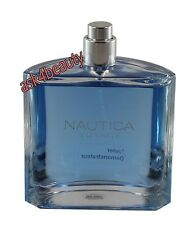 Nautica Voyage TSTR 3.4oz/100ml Edt Spray For Men By Nautica NITB