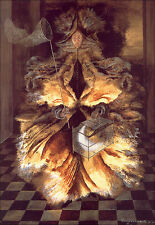 "Star Catcher by Remedios Varo  14""  Paper Print  Repro"