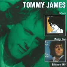 In Touch/Midnight Rider by Tommy James (Rock) (CD, Feb-2011, Angel Air Records)