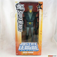 Justice League Unlimited Green Arrow 10 inch vinyl figure DC JLU yellow box