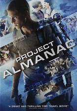 Project Almanac DVD ~ Brand New SEALED ~ Free Shipping