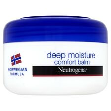 Norwegian NEUTROGENA Deep Moisture Comfort Balm for Body & Face 200 ml 7 fl oz