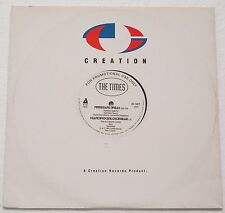 """THE TIMES TPPA IRIE FINNEGANS BREAK 4 TRACK PROMO 12"""" ON CREATION RECORDS 1993"""