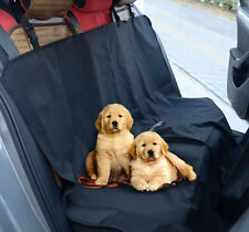 Waterproof Universal Pet Car Back Seat Cover Dog Cargo Liner Pet Travel Ham