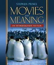 Movies and Meaning: An Introduction to Film (4th Edition)