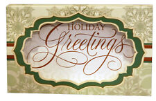 Greeting Shadow Box 8 Boxed Christmas Cards by Image Arts