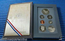 1991 US Mint Prestige Proof Set with $1 Mount Rushmore Silver Proof Coin