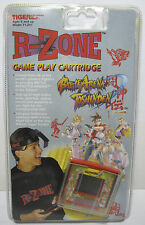 1996 R ZONE R-ZONE BATTLE ARENA TOSHINDE CARTRIDGE ELECTRONIC GAME MOC BRAND NEW