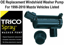 Windshield / Wiper Washer Fluid Pump - Trico Spray 11-521