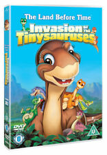 "The Land Before Time XI (11) ""Invasion Of The Tinysauruses"" - DVD 2011 Region 2*"
