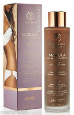 Vita Liberata Organic MARULA Dry Oil Tanning Self Tan SPF50 Sunscreen 100ml