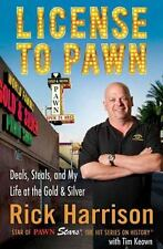 License to Pawn: Deals, Steals, and My Life at the Gold & Silver-ExLibrary
