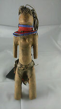 old African statue. ancienne Statue africaine poupée doll MOSSI