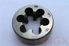 1pcs NPT3/4 Right Hand Thread Die NPT3/4 Round Die