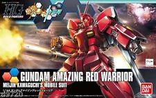 1/144 HGBF Gundam Amazing Red Warrior Bandai Model Kit