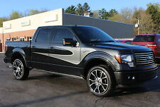 Ford : F-150 4WD SuperCre