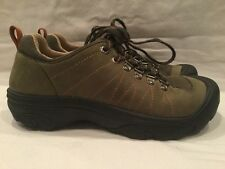 keen casual oxfords green womens size 7