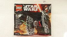 30276 Lego Star Wars Mini First Order Special Forces Tie Fighter polybag set TFA