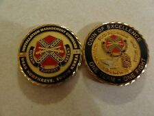 CHALLENGE COIN INSTALLATION MANAGEMENT COMMAND USAG HUMPHREYS SOUTH KOREA SUWON